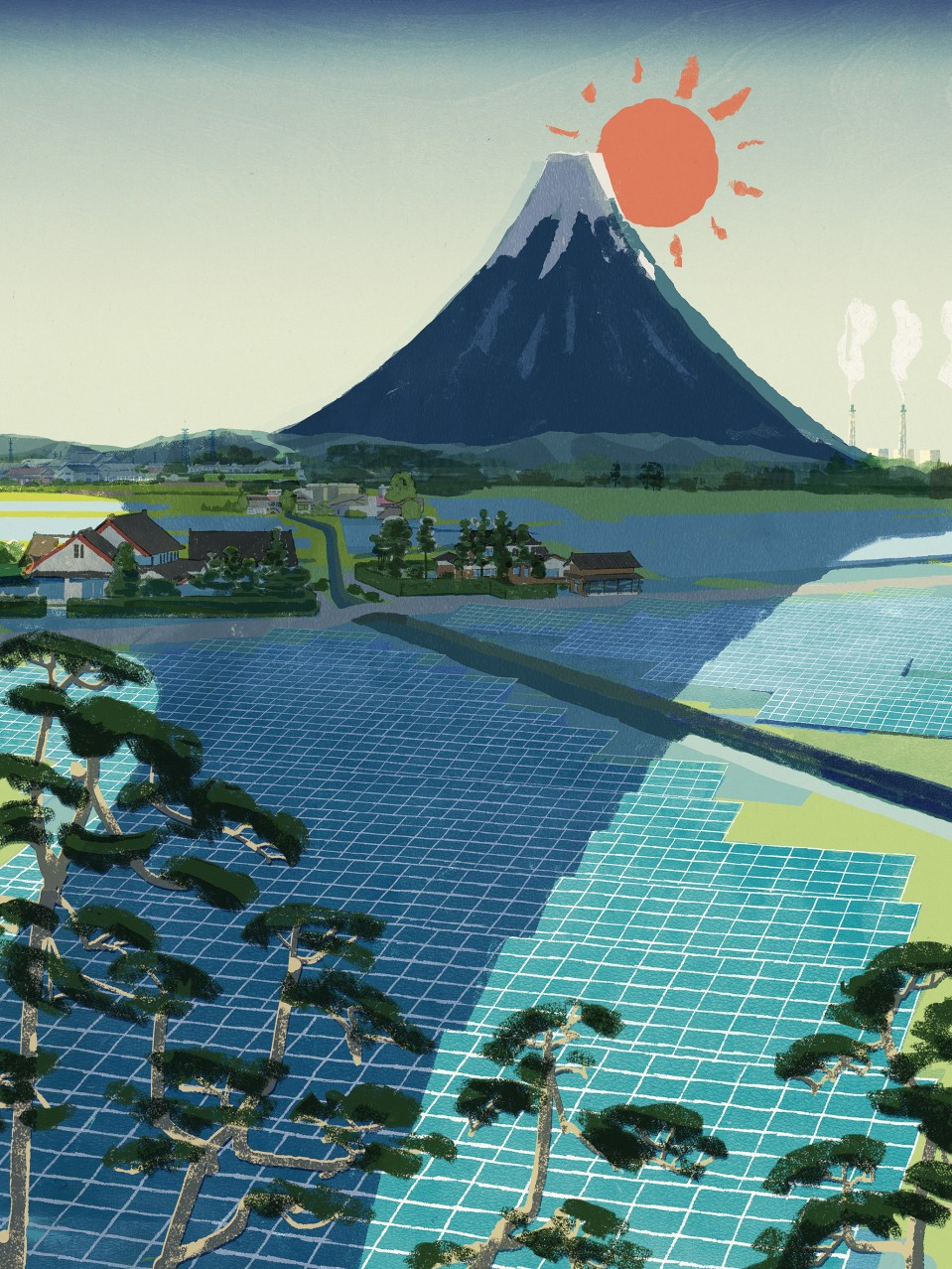 Can Japan Recapture Its Solar Power? - MIT Technology Review