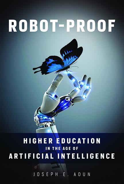 DJ - Artificial Intelligence - Magazine cover