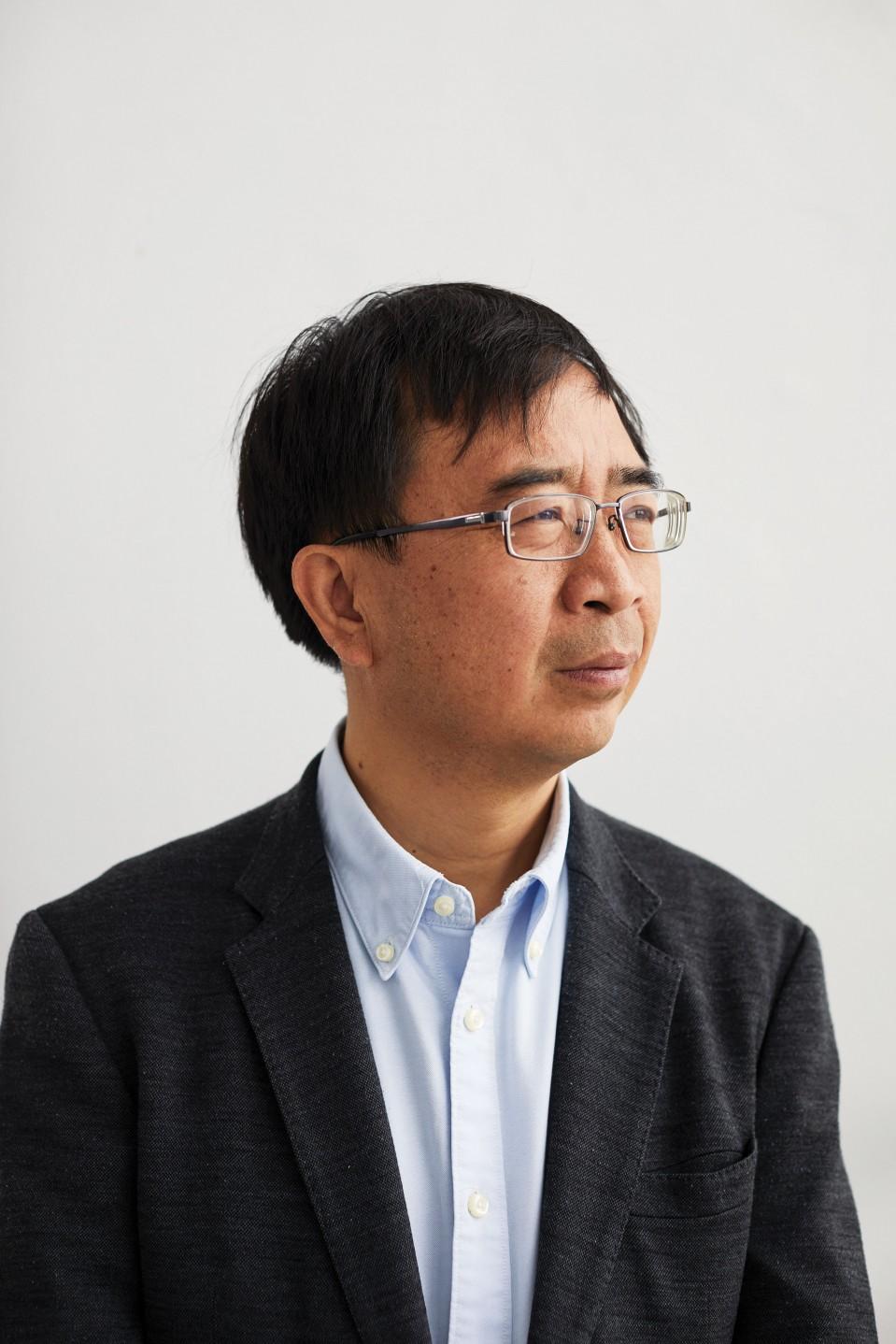 Photograph of Jian-Wei Pan