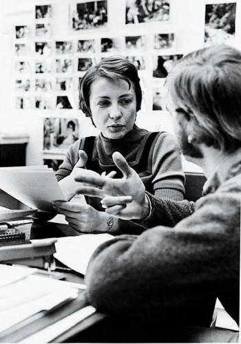 Historical photo of Margaret MacVicar