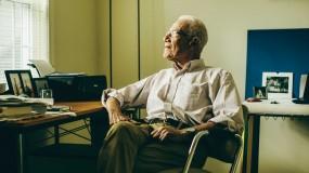 Portrait of Robert Solow