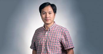 Photo of Jiankui He
