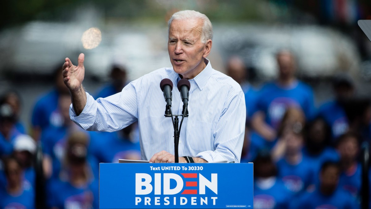 Twitter and Facebook won't remove false Trump campaign ads about Biden