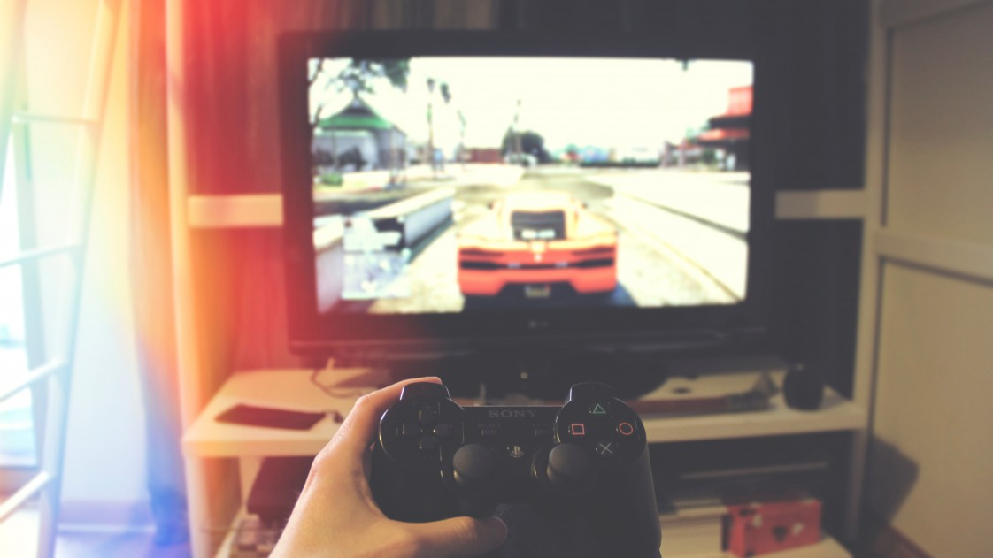 Gaming can be addictive.