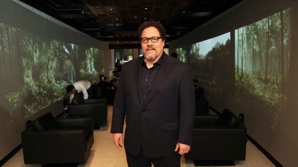 Jon Favreau Leaps into Virtual Reality