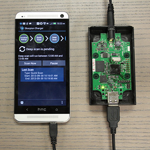 A Smartphone Charger That Sniffs for Malware - MIT