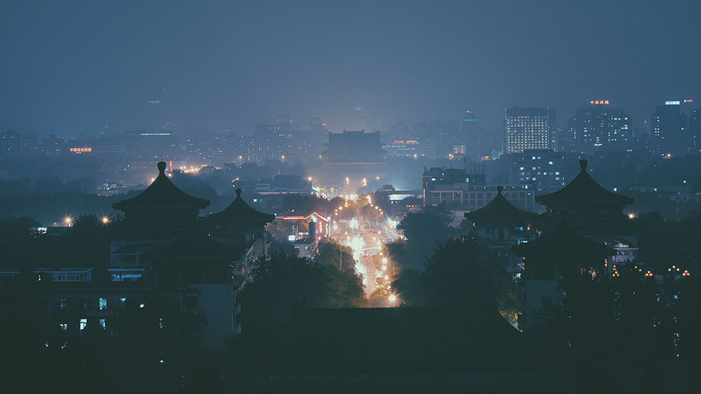 China's smog