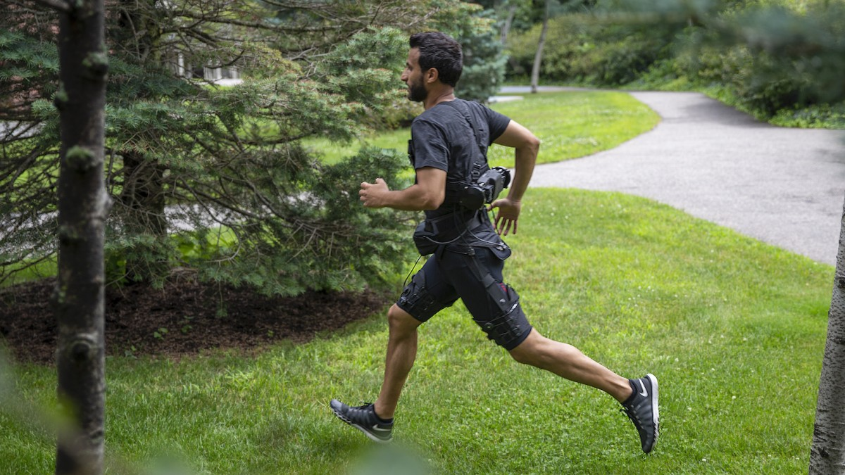 These bionic shorts help turn an epic hike into a leisurely stroll