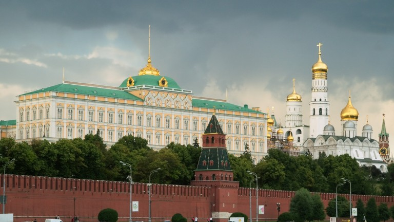 The Grand Kremlin Palace in Moscow