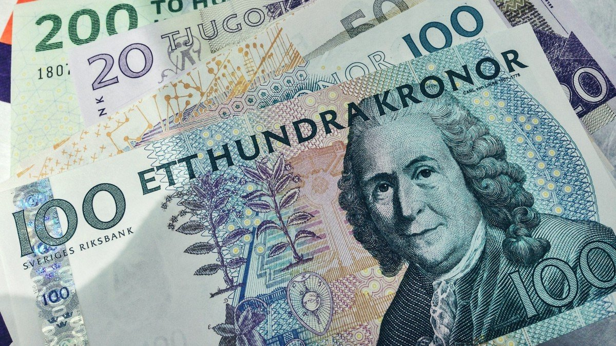 Sweden is now testing its digital version of cash, the e-krona