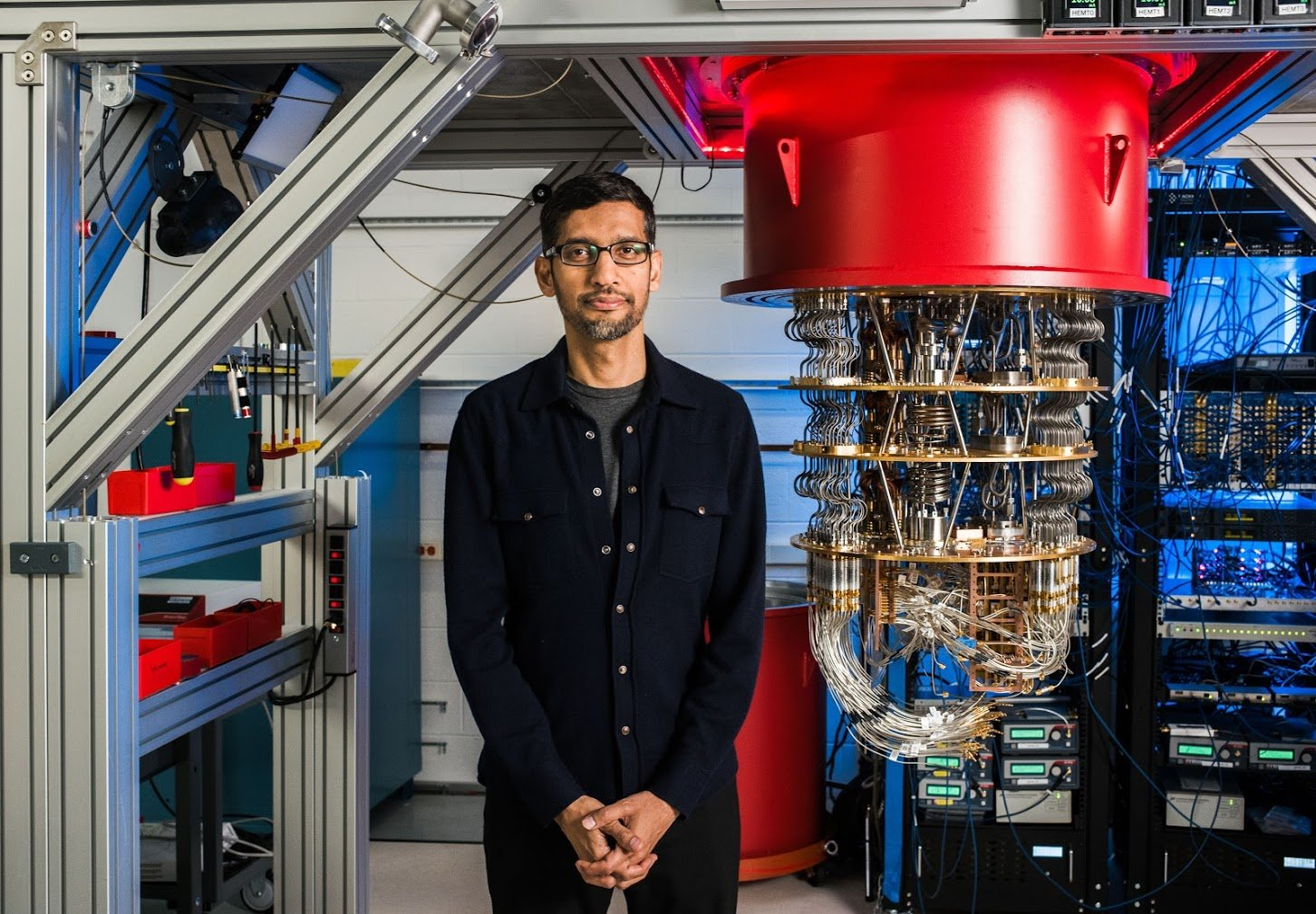 Battling For Quantum Computing Supremacy