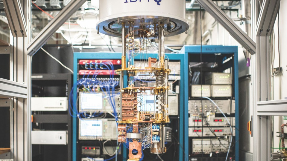 Quantum computing should supercharge this machine-learning