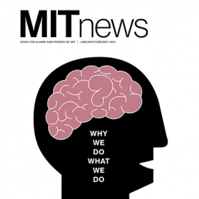 MIT News magazine January/February cover