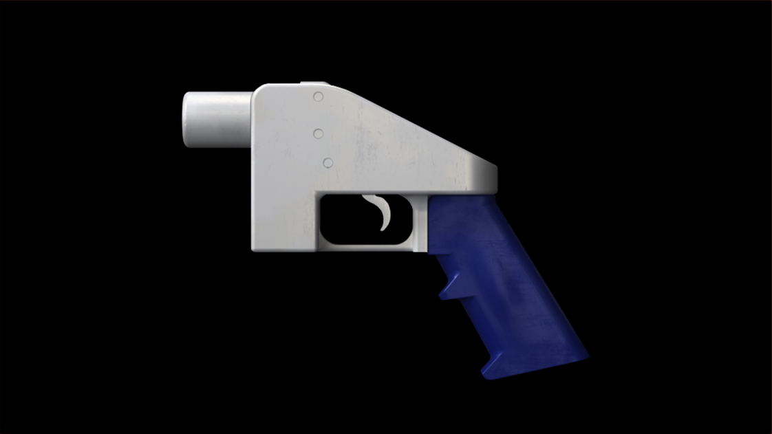 Liberator gun