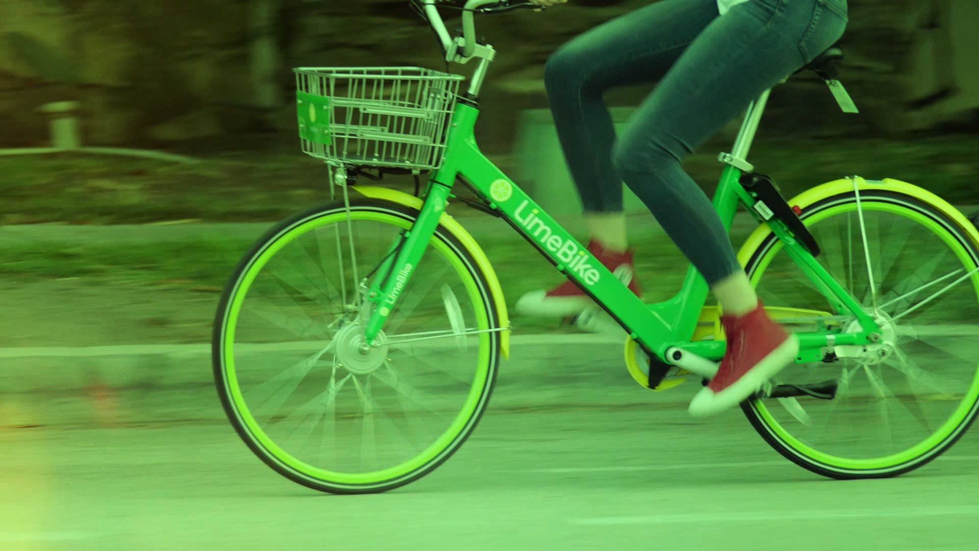 The secret data collected by dockless bikes is helping
