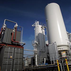 Highview Power Storage facility