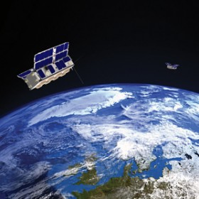 Nano Satellites Work with Ground Sensors to Offer New Eye on Disaster Relief and Agriculture