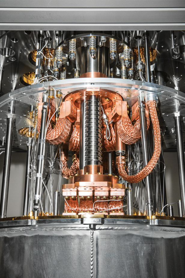 Serious quantum computers are finally here  What are we going to do
