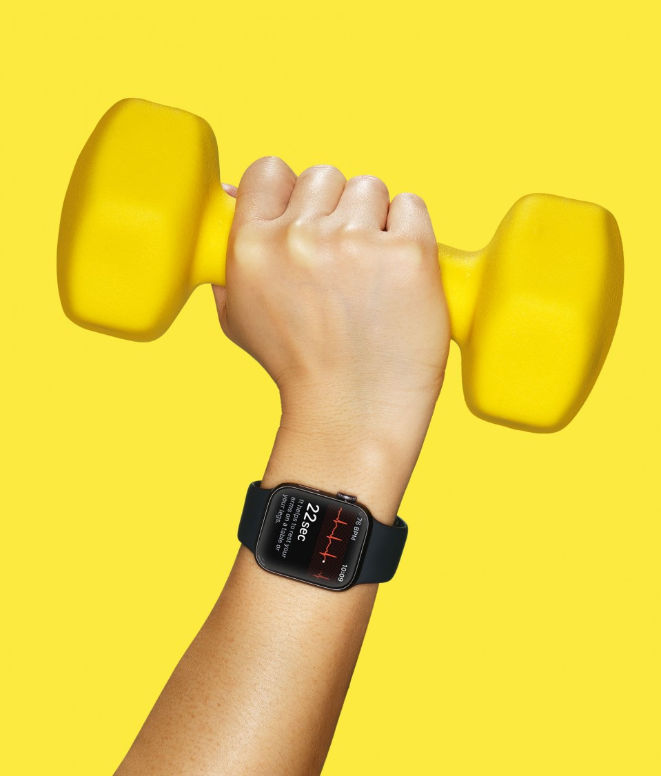 Wristwatch heart monitors might save your life—and change