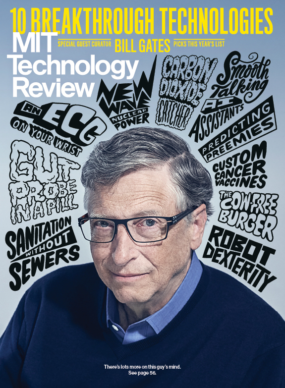eef8d30512 Special guest curator Bill Gates picks this year s list