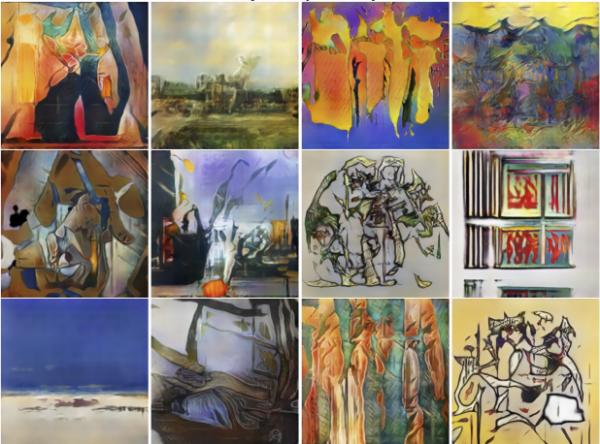 machine creativity beats some modern art mit technology review
