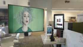 A video by the musician St. Vincent
