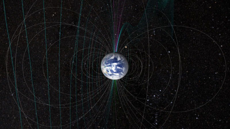 technologyreview.com - Charlotte Jee - The magnetic north pole is messing with your smartphone's mapping apps