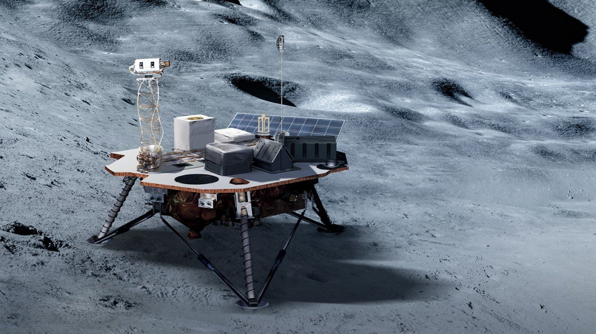 NASA has now decided what it is going to send to the moon next year
