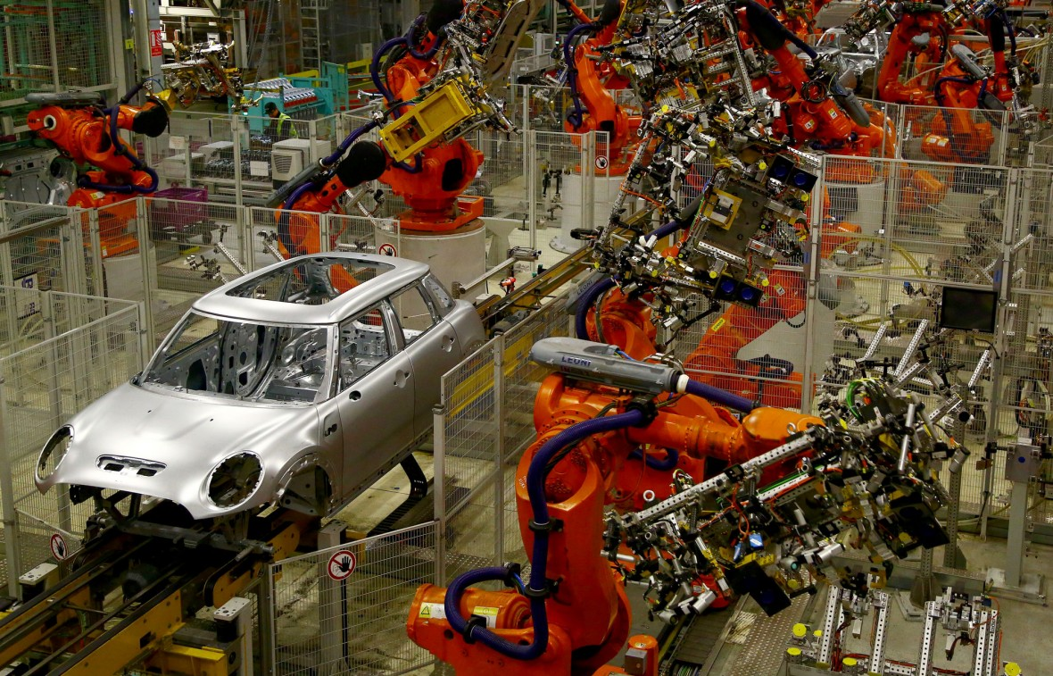 Actually, Steve Mnuchin, Robots Have Already Affected the U.S. Labor Market