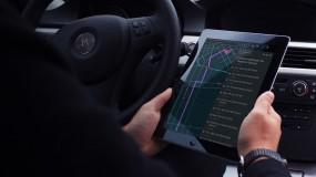 Mapbox in car