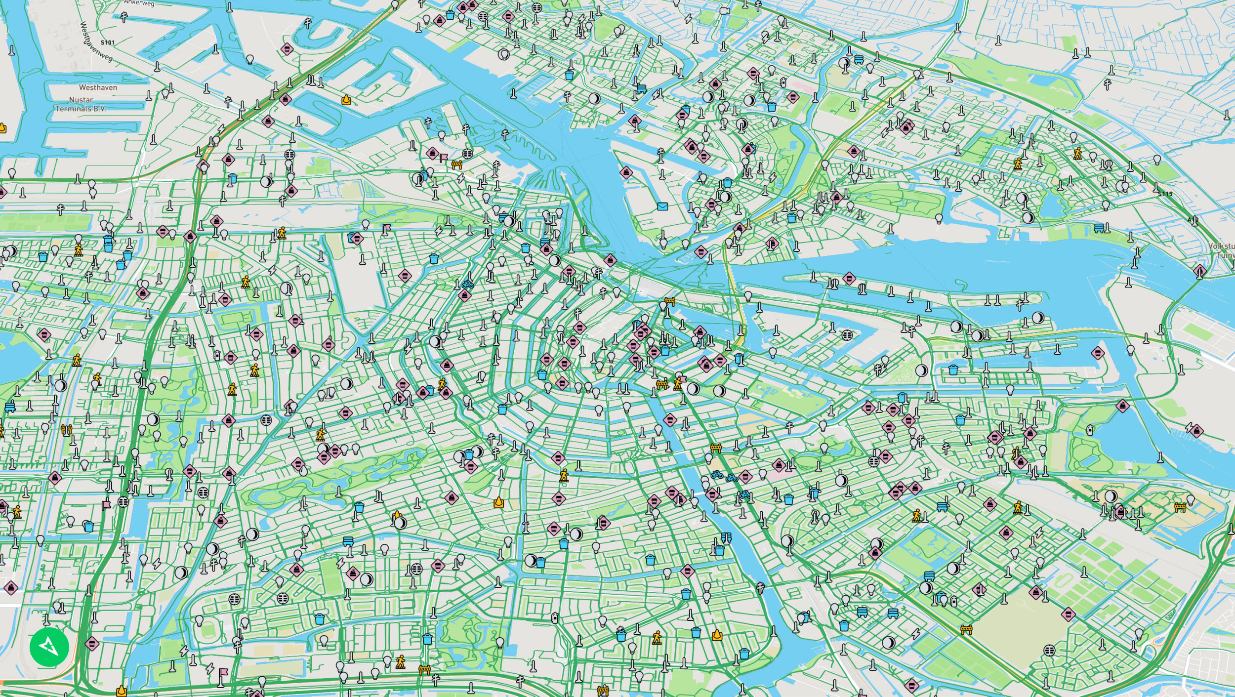 Crowdsourced maps should help driverless cars navigate our cities more safely