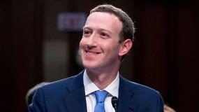 Mark Zuckerberg appears before Congress in 2018