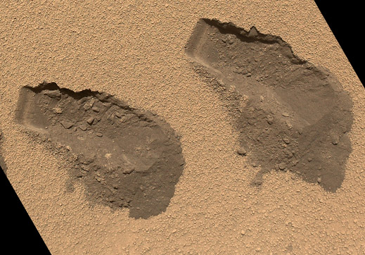 nasa finds tablets on mars - photo #17