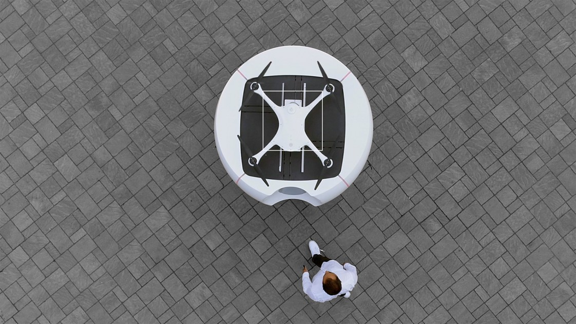 Drone delivers are headed to cities.