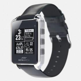 Meta smart watch
