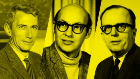Shannon, Minsky and Licklider