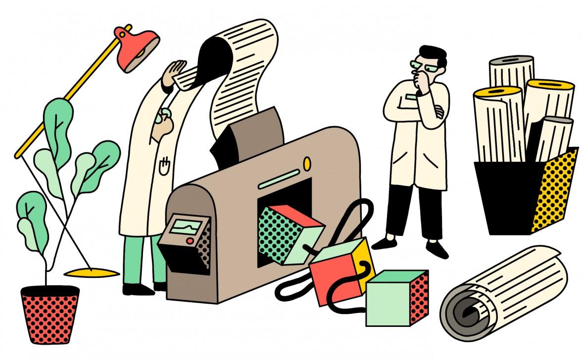 Meditech - Magazine cover