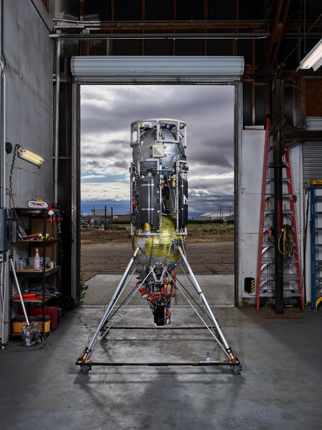 The world's smallest big rocket company