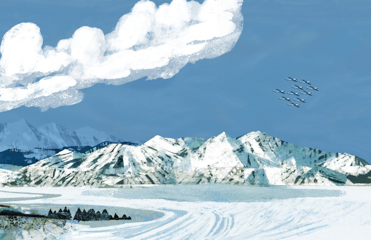 The Growing Case for Geoengineering - MIT Technology Review