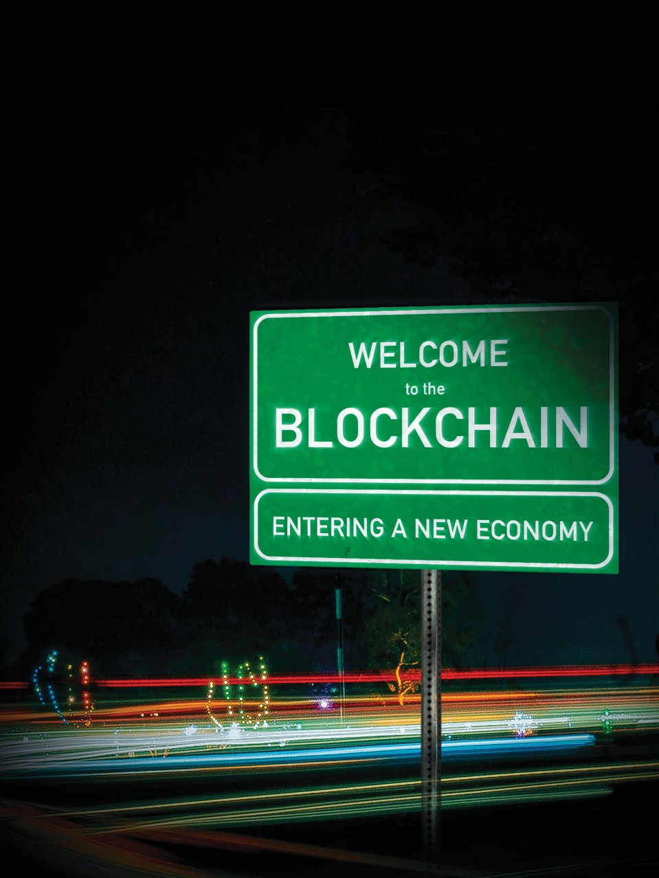 In blockchain we trust - MIT Technology Review