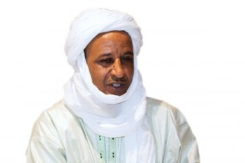 Image of cattle herder Abdoul Ag Alwaly