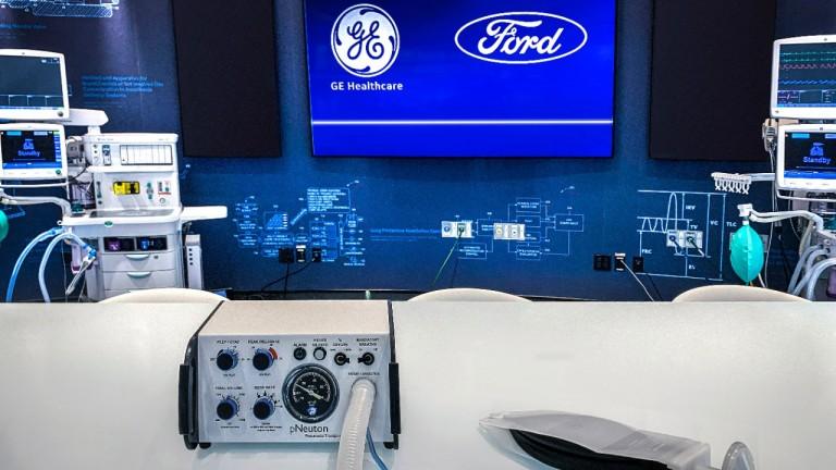 Ford's Model A-E ventilator.