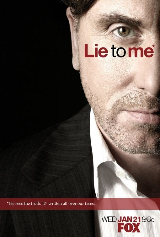 lie to me tv poster