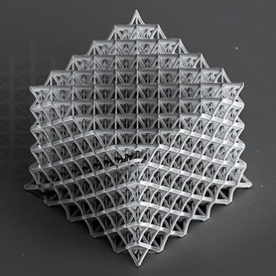 nanoscale cube