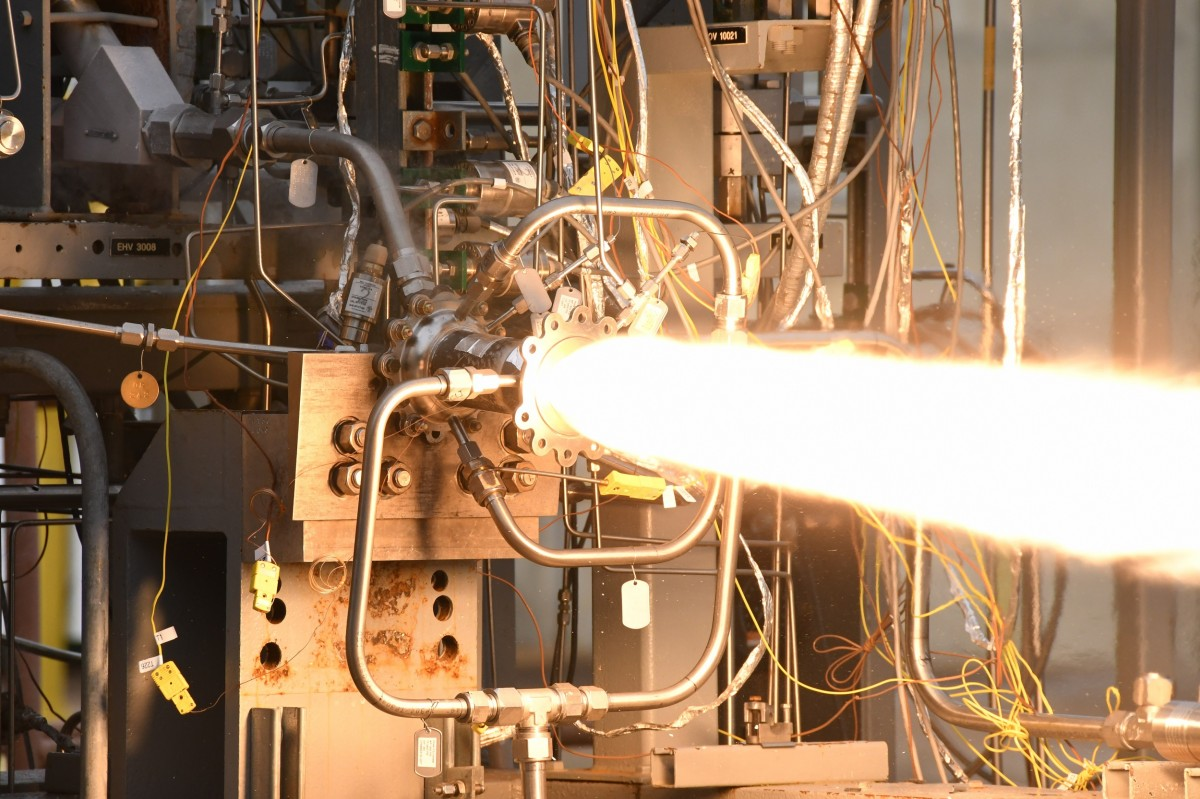 NASA and Virgin Orbit have 3D-printed a working rocket engine part