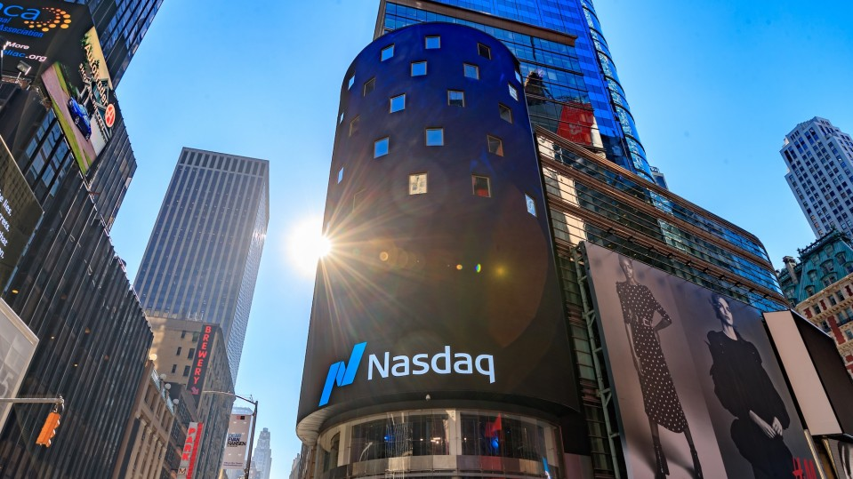 Nasdaq tower