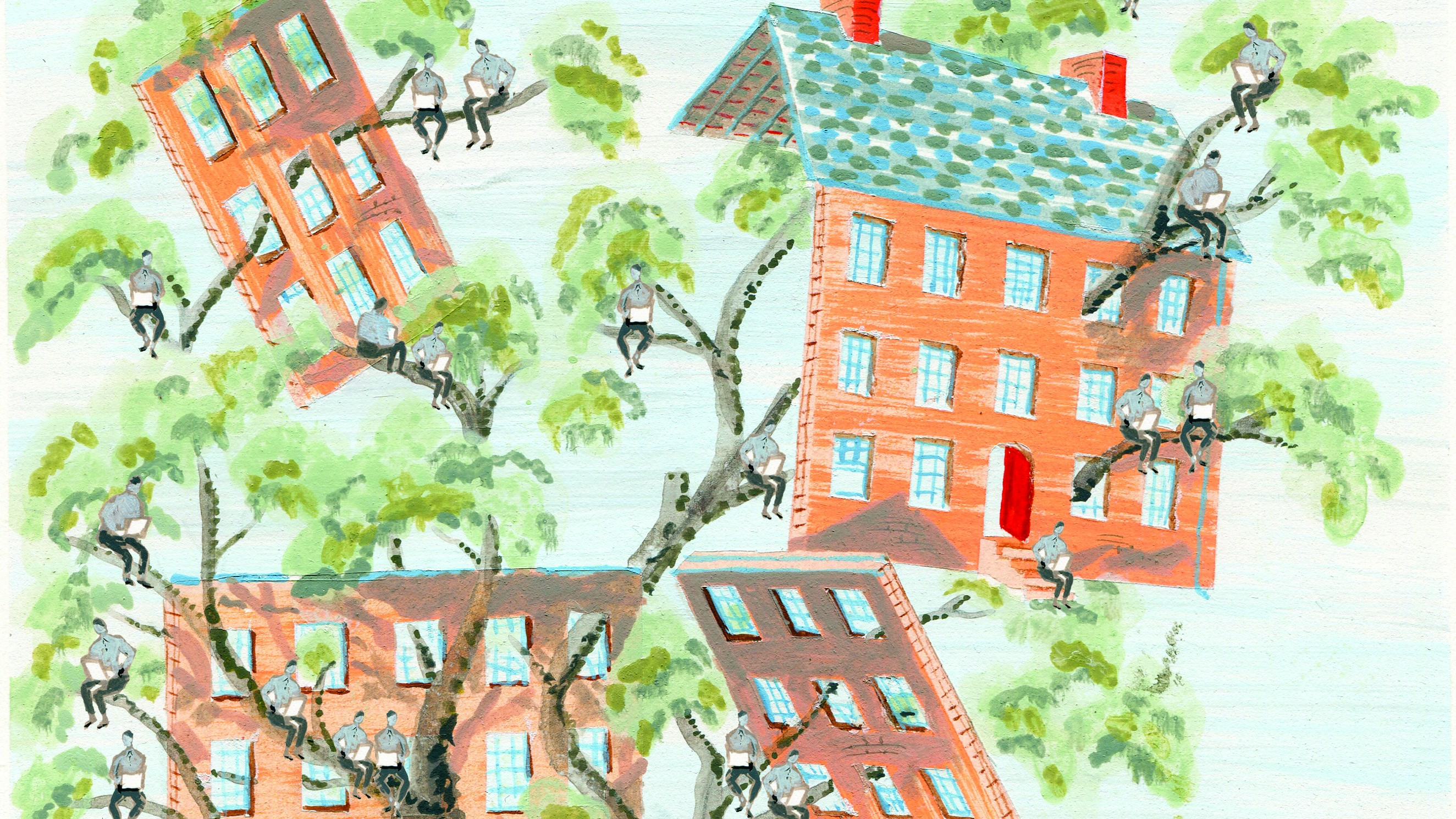 The Crisis in Higher Education - MIT Technology Review