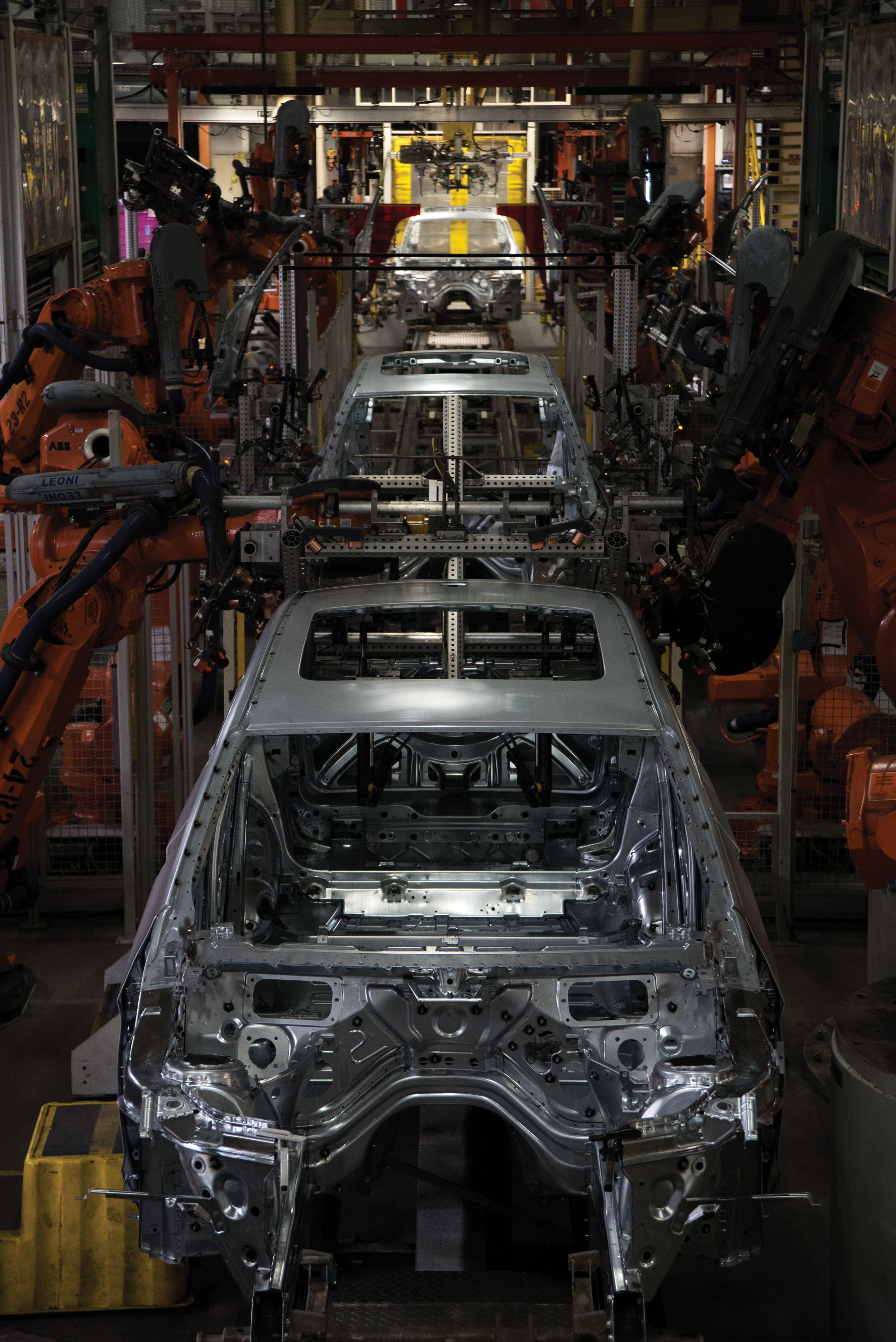 Learning to Prosper in a Factory Town MIT Technology Review