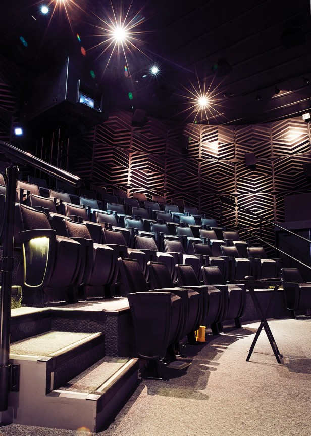 Restoring the Allure of the Movie Theater - MIT Technology