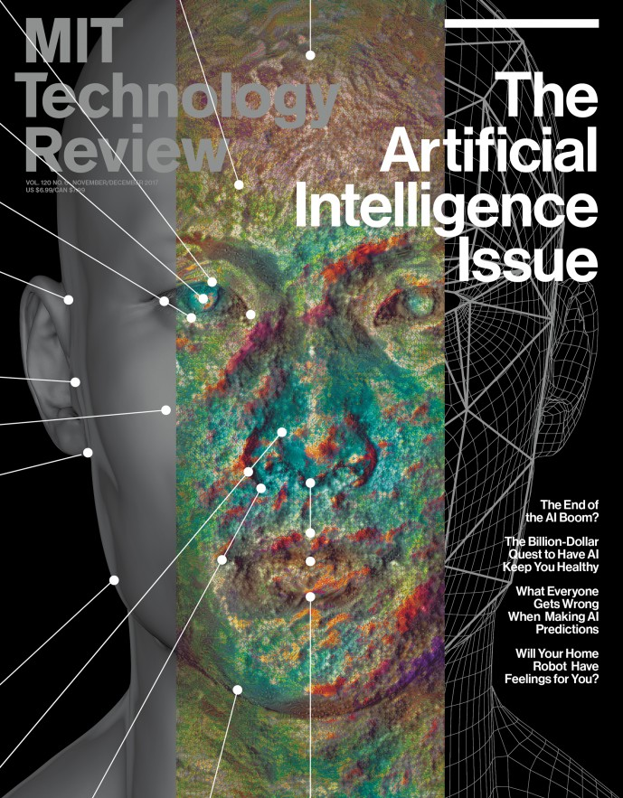 technology mit magazine ai artificial intelligence reinventing issue december infrastructure sins using technologyreview predictions seven deadly november subscription societal computer